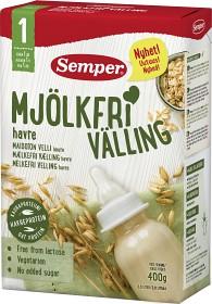 Bild på Semper Mjölkfri Välling med Havre 12M 400 g