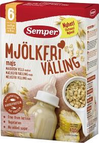 Bild på Semper Mjölkfri Välling med Majs 6M 400 g