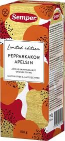 Bild på Semper Pepparkakor Apelsin 150 g