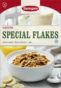 Bild på Semper Special Flakes 300 g