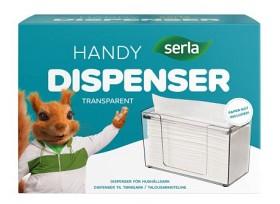 Bild på Serla Pappershållare Handy Dispenser 1 st