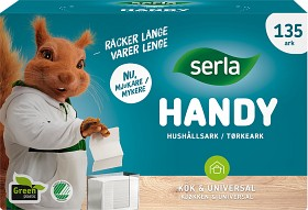 Bild på Serla Hushållsark Handy 135 Ark