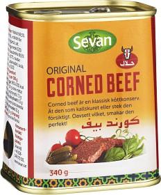 Bild på Sevan Corned Beef 340 g