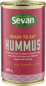 Bild på Sevan Hummus Ready To Eat 180 g