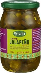 Bild på Sevan Skivad Jalapeno 330 g