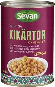 Bild på Sevan Kikärtor 400 g