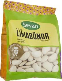 Bild på Sevan Stora Limabönor 750 g