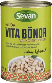Bild på Sevan Vita Bönor 400 g