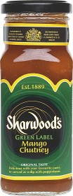 Bild på Sharwood's Green Label Chutney 360 g