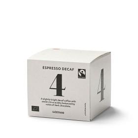 Bild på Sjöstrand Coffee Concept N°4 Espresso Decaf 10-pack