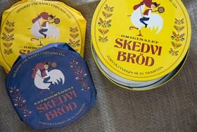 Bild på Skedvi Bröd Paket med Presentburk 1 p