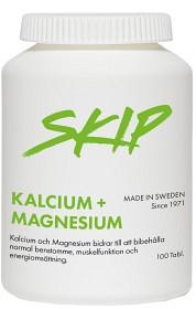 Bild på Skip Kalcium Magnesium 100 tabletter