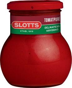 Bild på Slotts Tomatpuré Delikatesskryddad 440 g