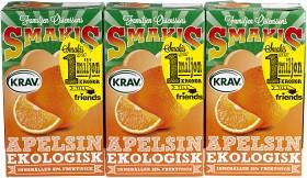 Bild på Smakis Apelsin 3x25 cl