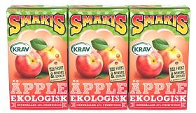 Bild på Smakis Äpple 3x25 cl