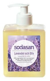 Bild på Sodasan Lavender & Olive 300 ml