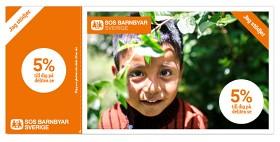 Bild på SOS Barnbyar Vykort