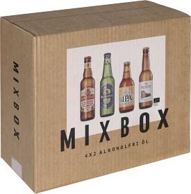 Bild på Spendrups Mixbox Alkoholfri Öl 8x33 cl