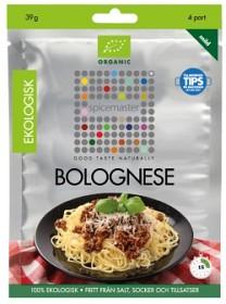 Bild på Spicemaster Bolognese 39 g