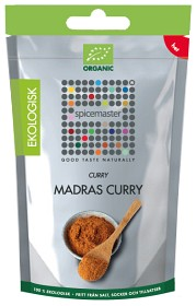 Bild på Spicemaster Curry Madras 21 g