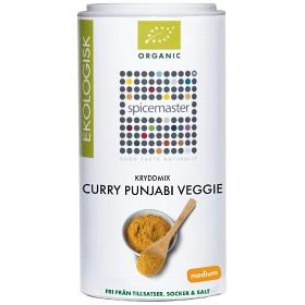 Bild på Spicemaster Curry Punjabi Veggie 30 g