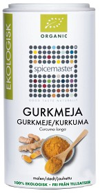 Bild på Spicemaster Gurkmeja mald 32 g