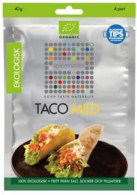 Bild på Spicemaster Taco Mild 40 g