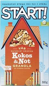 Bild på Start! Kokos & Nöt 500 g