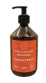 Bild på Stockholms Bränneri Handsprit 500 ml