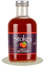 Bild på Stokes Tomato Ketchup 580 g