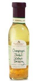 Bild på Stonewall Kitchen Champagne Shallot Walnut Dressing 330 ml