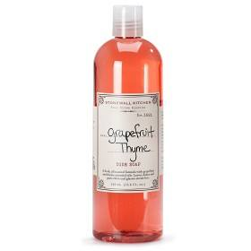 Bild på Stonewall Kitchen Grapefruit Thyme Dish Soap 520 ml