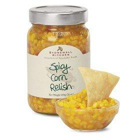 Bild på Stonewall Kitchen Spicy Corn Relish 454 g