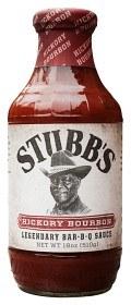 Bild på Stubb's Hickory Bourbon BBQ Sauce 510 g