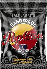 Bild på Sundlings Salt Lakrits Popcorn 60 g