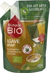 Bild på Sunny Bio Agavesirap Doypack 450 g
