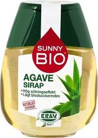 Bild på Sunny Bio Agavesirap 250 g