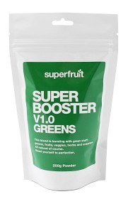 Bild på Superfruit Super Booster V1.0 Greens 200 g