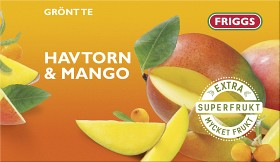 Bild på Superfrukt Grönt te Havtorn & Mango 20 st