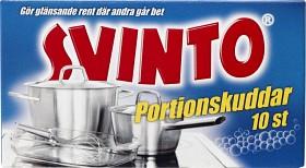 Bild på Svinto Stålull Portionskuddar 10 st