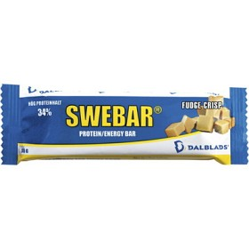 Bild på Swebar Fudge Crisp 55 g