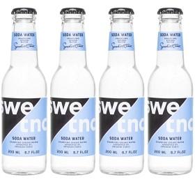 Bild på Swedish Tonic Soda Water 4x200 ml
