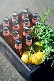Bild på Swedish Tonic Water Peach 12x200 ml