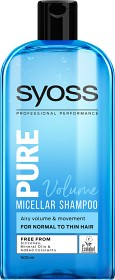 Bild på Syoss Pure Volume Micellar Shampoo 500 ml