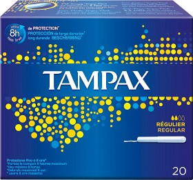 Bild på Tampax Super 20 st