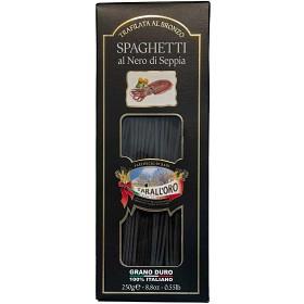 Bild på Tarall'Oro Spaghetti med Bläckfiskbläck 250g