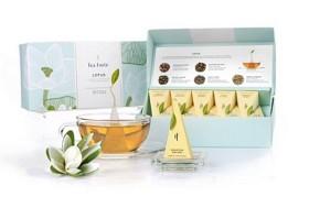 Bild på Tea Forté Petit Presentation Box Lotus Collection 10 p
