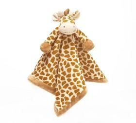 Bild på Teddykompaniet Diinglisar Snuttefilt Giraff