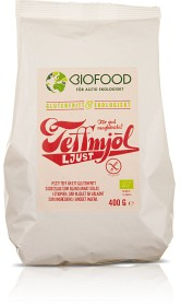 Bild på Biofood Teffmjöl Ljust 400 g