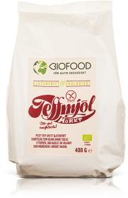 Bild på Biofood Teffmjöl Mörkt 400 g